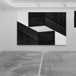 Cristian Stefanescu - Monochromatic #10 - Abstract Geometry, Black and White Photography - StudioView