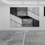 Cristian Stefanescu - Monochromatic #11 - Abstract Geometry, Black and White Photography - StudioView