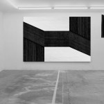 Cristian Stefanescu - Monochromatic #12 - Abstract Geometry, Black and White Photography - StudioView