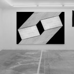 Cristian Stefanescu - Monochromatic #17 - Abstract Geometry, Black and White Photography - StudioView
