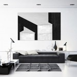 Cristian Stefanescu – Monochromatic – Abstract Geometry, Black and White Photography – InSitu A #02