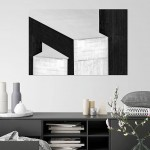 Cristian Stefanescu - Monochromatic - Abstract Geometry, Black and White Photography - InSitu C #02