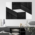 Cristian Stefanescu – Monochromatic – Abstract Geometry, Black and White Photography – InSitu C #10