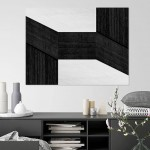 Cristian Stefanescu - Monochromatic - Abstract Geometry, Black and White Photography - InSitu C #12