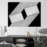 Cristian Stefanescu - Monochromatic - Abstract Geometry, Black and White Photography - InSitu C #17