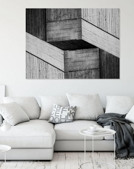 Cristian Stefanescu - Monochromatic - Abstract Geometry, Black and White Photography - InSitu D #11