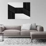Cristian Stefanescu - Monochromatic - Abstract Geometry, Black and White Photography - InSitu D #12