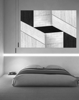 Cristian Stefanescu - Monochromatic - Abstract Geometry, Black and White Photography - InSitu G #03