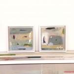 Diane Whalley Coastal View VI Wychwood Art