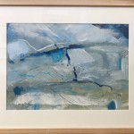 Eleanor Campbell After the Rain in Frame