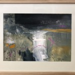 Eleanor Campbell As Night Falls in Frame