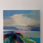 Magdalena Morey – Exploring Every Path 5 – Full painting