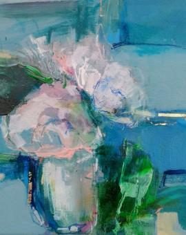 Magdalena Morey - Spring Blooms 1 - Wychwood Art