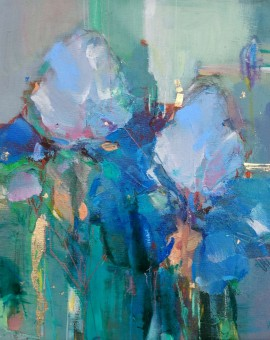 Magdalena Morey - Spring Blooms 3 - Wychwood Art
