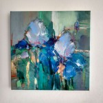 Magdalena Morey – Spring Blooms 3 -full frontal
