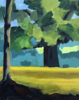 Margaret Crutchley  Late Summer in the Park  Affordable Art (1)