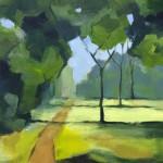 Margaret Crutchley  St James's Park II  Affordable Art (1)