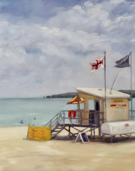 Marie Robinson Life Guards_ Wychwood art
