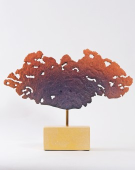 Philip Hearsey Shifting Skies I Contemporary bronze sculpture