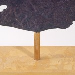 Philip Hearsey Shifting Skies I Contemporary bronze sculpture…