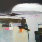 Rachel Cronin The Top Road Acrylic Landscape Front Image