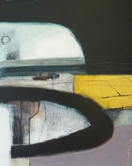 Rachel Cronin Yellow Field Wychwood Art
