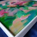 Rosewater Alanna Eakin abstract frame detail