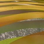 Sarah du Feu Corn and Clouds 2 detail Wychwood Art