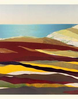Sarah du Feu Cornwall Seascape 1 Wychwood Art