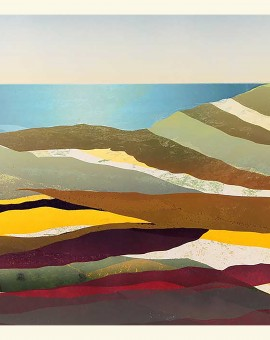 Sarah du Feu Cornwall Seascape2 Wychwood Art