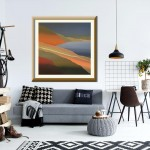 Sarah du Feu Haweswater after the storm in room Wychwood Art
