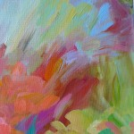 Summerscape Alanna Eakin natured inspired abstract painting