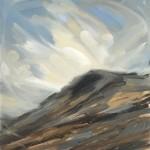 Suzanne Winn Mountain I Detail I
