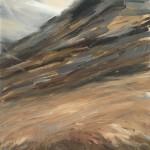 Suzanne Winn Mountain I Wychwood Art Original Landscape Painting