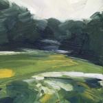 Suzanne Winn Spring Fields II Detail I