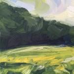 Suzanne Winn Spring Fields IV Detail III