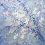 blossom unframed