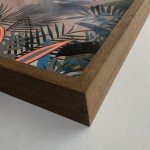 Adam Bartlett Jungle Of Mystery Frame Corner 2 Wychwood Art