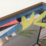 Adam Bartlett Jungle Of Mystery Frame Corner Wychwood Art