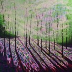 Amanda Horvath The Transience of Spring   Landscape Painting, Impressionist Art, Affordable Contemporary Painting