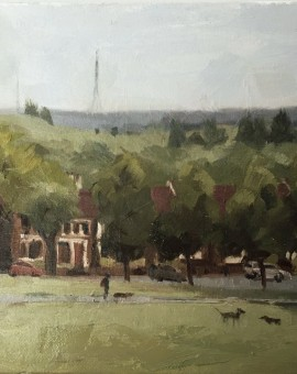 Benedict-Flanagan-Hilly-Fields-2-Cityscape-Painting-1 2