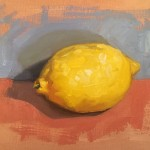 Benedict Flanagan, Lemon, Still Life 1