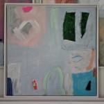 Diane Whalley Ice Blue I Wychwood Art