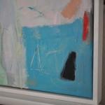 Diane Whalley Ice Blue II Wychwood Art
