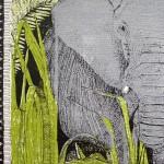 E is for Elephant 2