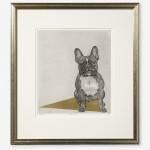 Guy Allen_French Gold_50x45cm_framed