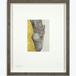 Guy Allen_Grazing horse study_14 of 75_46x38cm framed 2 copy