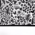 Joanna Padfield Tree Fern Linocut Print 2