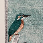 K is for Kingfisher 1