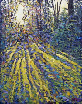 Lee Tiller- Luminosity I - Wychwood Art